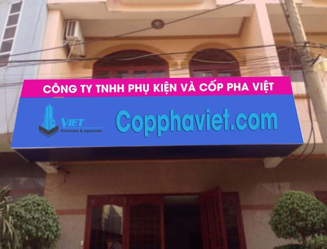 Công ty TNHH Phụ Kiện và Cốp Pha Việt