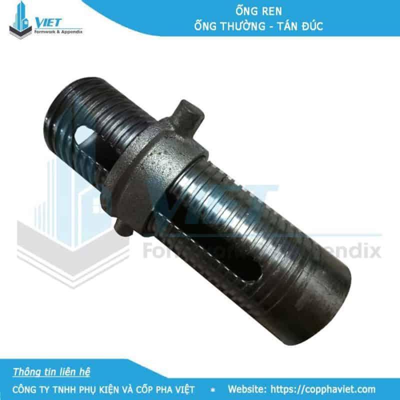 Ống ren thường tán đúc trọng lượng 0.8kg hàng tốt