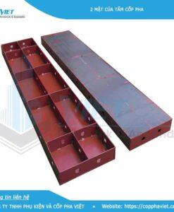 Cốp pha cột vuông (Cốp pha định hình)