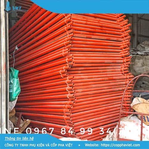 Giàn Giáo Sơn Đỏ 1 mét 7