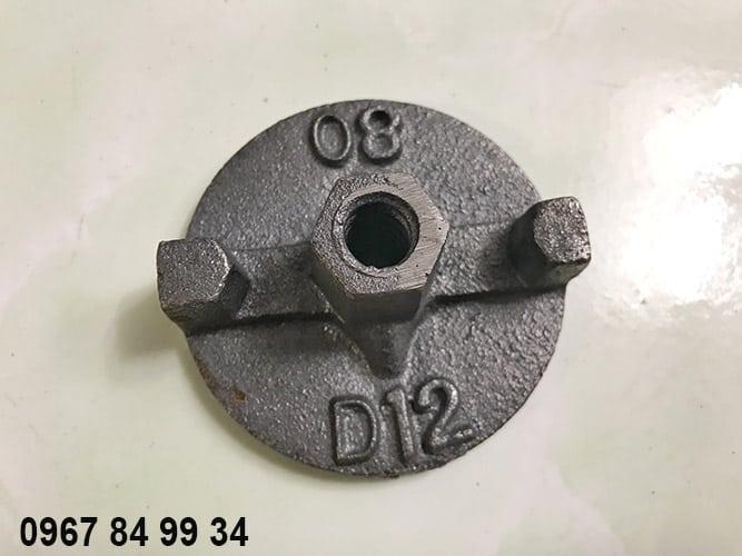 Bát chuồn D12x80mm Màu Đen Trọng Lượng 300 gram