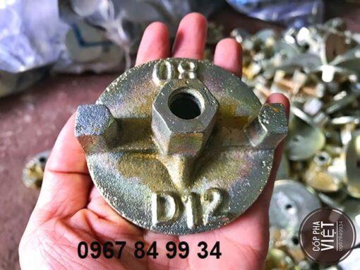 Bát chuồn D12x80mm Xi Mạ Trọng Lượng 300 gram