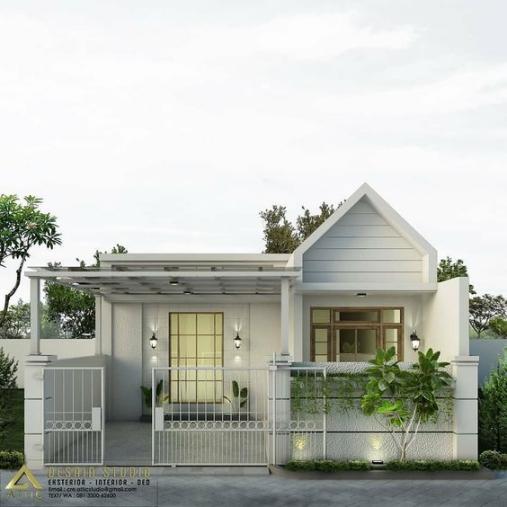 Chiêm ngưỡng mẫu nhà cấp 4 kiểu dáng hình chữ L cùng với chi phí tiết kiệm nhất chỉ 200 triệu cho mọi gia đình Việt.