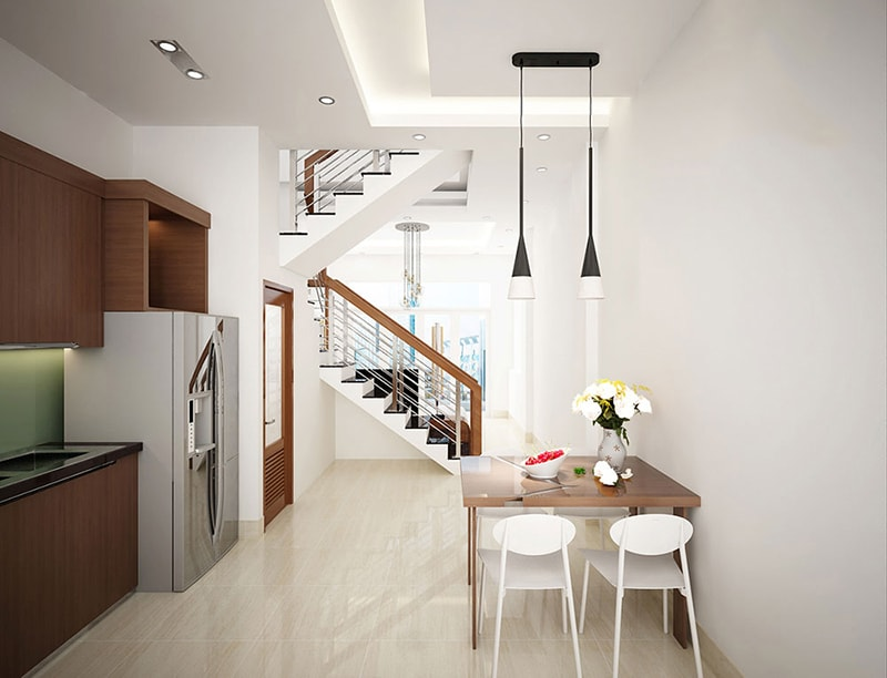 thiết kế nhà 40m2 3 tầng 16
