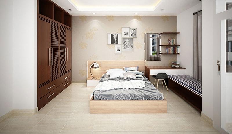 thiết kế nhà 40m2 3 tầng 19